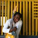 Garifunavirtuosen Aurelio (Honduras) på Selam African Festival 5 november