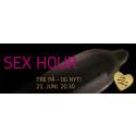 Sex Hour 21. juni nærmer seg!