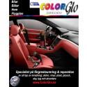 Miljövänlig metod för färgning och restaurering av all typ av inredning.