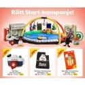 LEGO-konkurranse, utsalg og nyheter!