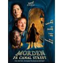 """Presskonferens 20/9 för Teateris """"Morden på Canal Street"""""""