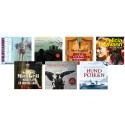 Sommarens bästa ljudböcker 2012