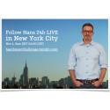 24-hour tour of NYC to stretch boundaries of live video streaming and social media