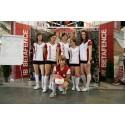 Betafence atbalsta jauniešu sportu!