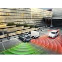Volvo Personvagnar utvecklar aktiva säkerhetssystem på ny testanläggning