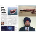 Vale to take to the podium at Shanghai shipping conference