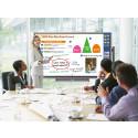 Sharps 80-tums interaktiva whiteboard  – störst i klassen
