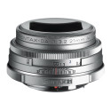 Pentax DA21mm Limited Silver edition