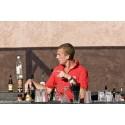Tom Dyer och Jay du Toit gästspelar på Europeiska Bartenderskolan på Kos