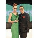 Falkirk girl crowned Spectacle Wearer of the Year 2011 at Specsavers' charity modelling competition