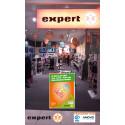 Love2Recycle- Nu även tillgängligt i 3 Expertbutiker.