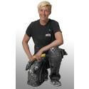 Hantverkare utan snopp kommer i tid och bloggar om sitt jobb