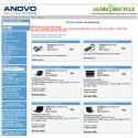 Utökat sortiment i ANOVO:s webbshop