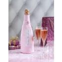 Fira Alla Hjärtans Dag med extravagant rosé champagne