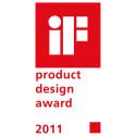 Thule SlideBar Roof Rack awarded prestigious iF Product Design Award 2011