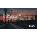 Atos signs contract with EuroMaint Rail, Europe's leading rail maintenance supplier to create innovative digital workplace