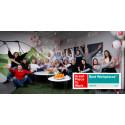 Stångåstaden är Europas 20:e bästa arbetsplats