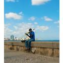Den fängslande fotoboken om Havanna har fått en egen site