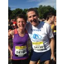 Vision Express' Stephen sprints his way to fundraising success