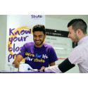 Vision Express 'Give a Hand to Conquer Stroke' on World Stroke Day