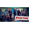 Den nye amerikanske komedieserie Blunt Talk kommer eksklusivt til Viaplay