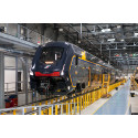 Rock: the New Trenitalia Regional Train leaves Hitachi Rail factory of Pistoia