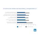 LinkedIn Studie: Social Selling bei 90 Prozent der Vertriebsprofis etabliert