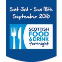 Scottish Food & Drink Fortnight Returns