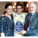 Edinburgh guest house reaches for the stars
