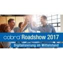 CRM-Pionier cobra geht mit Partnern auf deutschlandweite Roadshow