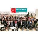 Iterio en av Europas Bästa Arbetsplatser 2018