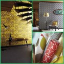 New Collection Release: Wallcoverings from  Orla Kiely Collection, Harlequin, Goodrich