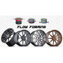 ABS Wheels börjar med Flow Forming
