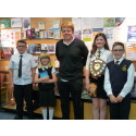 Cluny are quiz champs