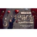 """Morgan Alling Show  """"En föreställning om kärlek"""" flyttar in på Maximteatern"""
