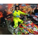 FMX Rider, Jason Cesco Joins the #LeattFamily