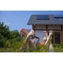 8 av 10 svenskar vill ha solceller på sitt tak