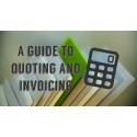 A guide to quoting and invoicing