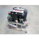 Hi-res image - YANMAR - YANMAR 3JH40 common rail inboard engine