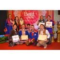 Prisregn över Sverige och Sápmi i internationella kokbokstävlingen Gourmand Awards