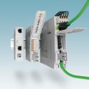 Patchpanel/PoE injektor för montage på DIN-Skena
