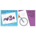 Skolbarn designar sina egna cyklar