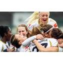Vi är matchvärdar när FC Rosengård möter Kristianstad