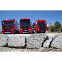 TÜV Report 2015: MAN øger forspringet med en ny topplacering som det mest driftsikre lastbilmærke