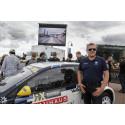 Svensk Volkswagensduo revanschsugen inför rallycross-VM i Norge