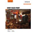 Broschyr  Delvator Hitachi ZX135US-6 SRF (Short Reach Front)