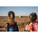 Kvinnorna viktiga för freden i norra Kenya