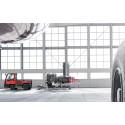 Bränslecellsdriven dragtruck för framtidens flygplatslogistik