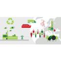 Nya och förbättrade möjligheter för återvinning när  Paroc lanserar NEW REWOOL