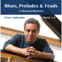 """Easily one of the very best piano releases of the last 30 years."" More great reviews for ""Blues, Preludes & Feuds."""